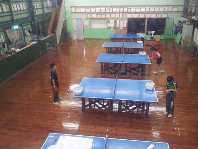 いわき卓球センター