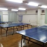 OHYA卓球センター(東京レジャースポーツ)