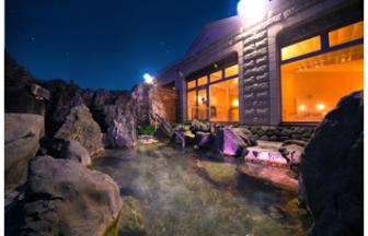 満天の星空を堪能するリゾート芦別温泉スターライトホテル