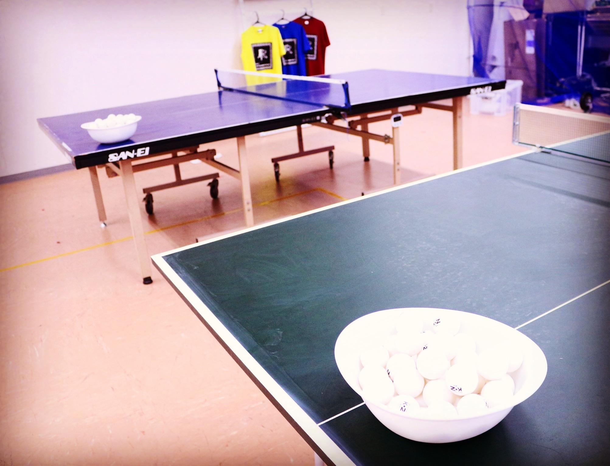 テーブルテニスハウスリバーズ リバーズ卓球教室