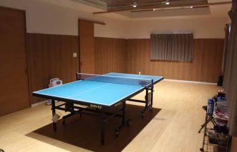 卓球研究室
