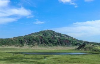 熊本県イメージ(阿蘇山)