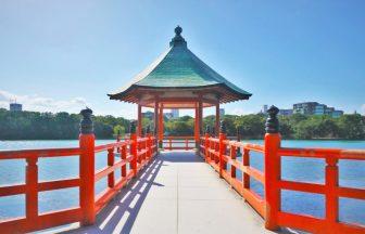 福岡県イメージ(大濠公園)