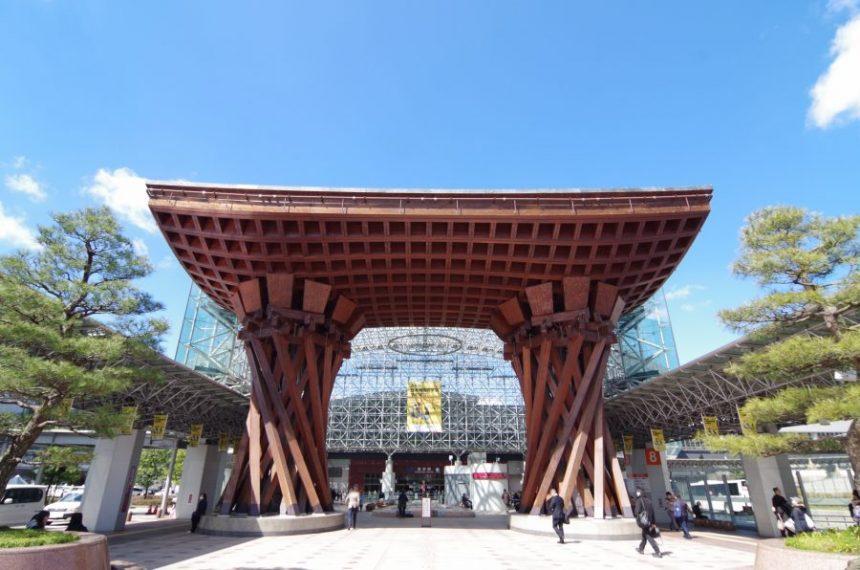 石川県イメージ(金沢駅)