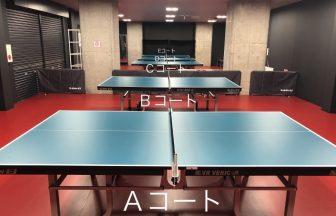 COMFY ARENA Table Tennis Rakusaiguchi
