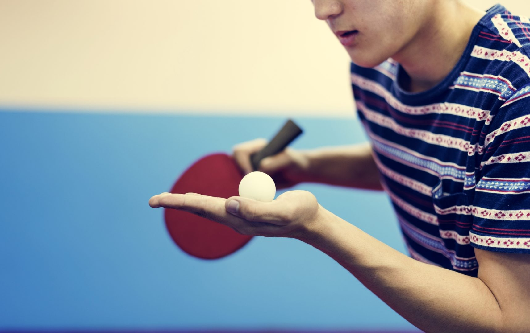 【頭で勝つ!卓球戦術】タイムアウトを取るべき3つのタイミング