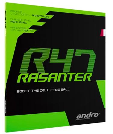 ラザンターR47はプラスチックボールで圧倒的な力を発揮 勝利を導く卓球ラバーに迫る