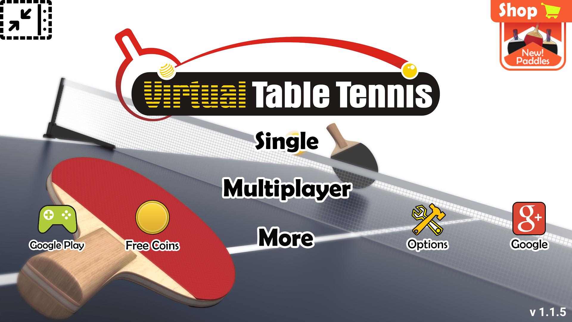 卓球ファン垂涎!中国発のスマホ卓球ゲームの完成度はいかに!?