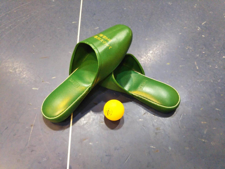 卓球で街おこし!スリッパ卓球大会が八潮市(埼玉県)で開催