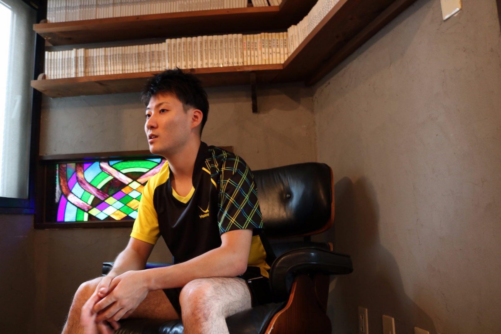スウェーデンで卓球のプロになる。英田理志24歳の決断【後編】
