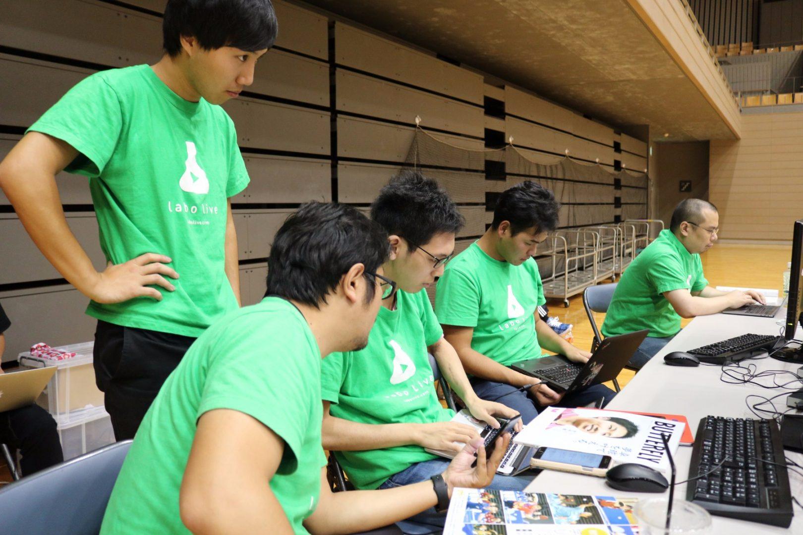 「緑の技術者集団」ラボライブの1日に密着