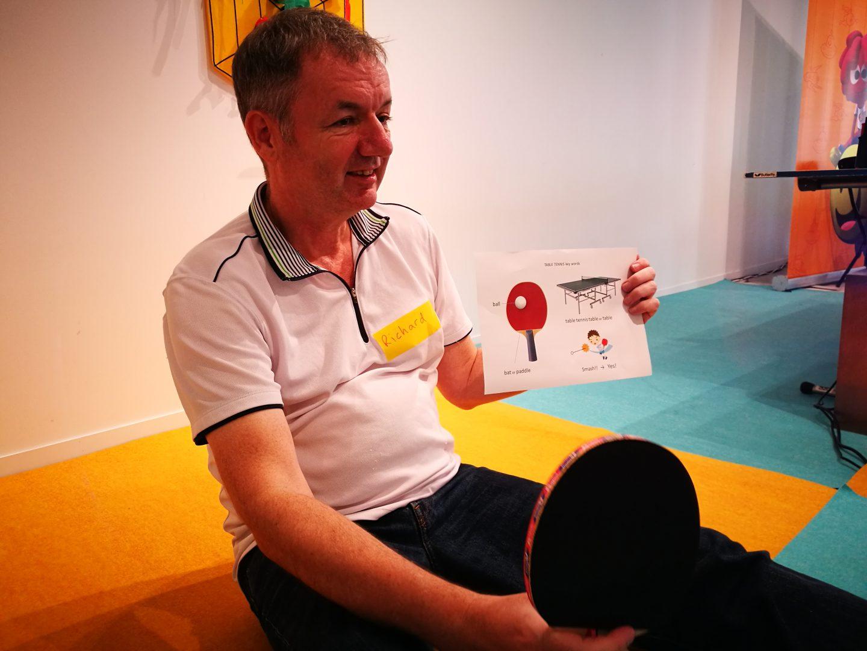 【イベント告知】「英語でレッスン親子卓球教室」が11月25日(土)NTL中目卓球ラウンジYokohama Bay Cafeで開催