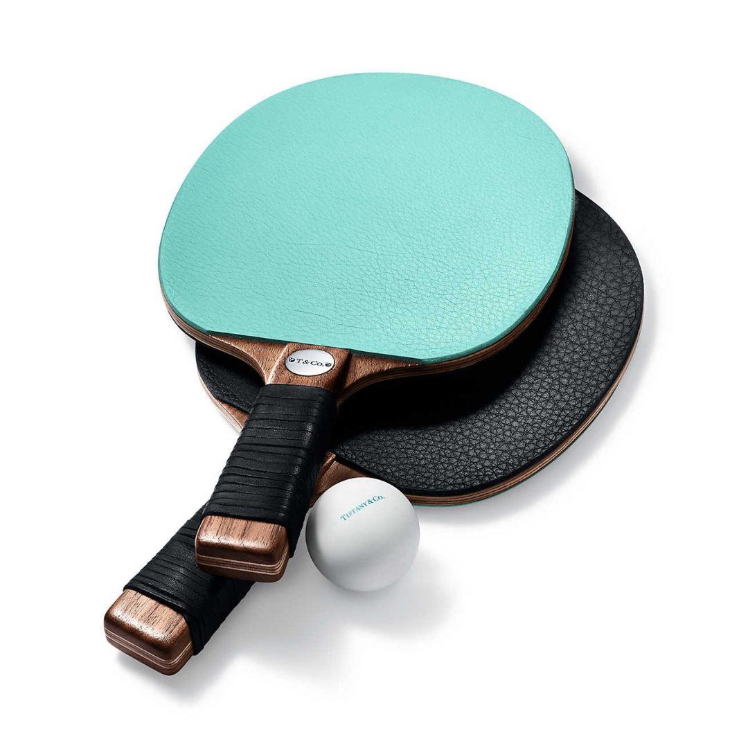 ティファニーが最高級卓球ラケットを発売!価格はなんと8万5000円