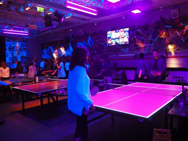 【映え卓球】旅先でも卓球しませんか?世界の映える卓球バーをご紹介!