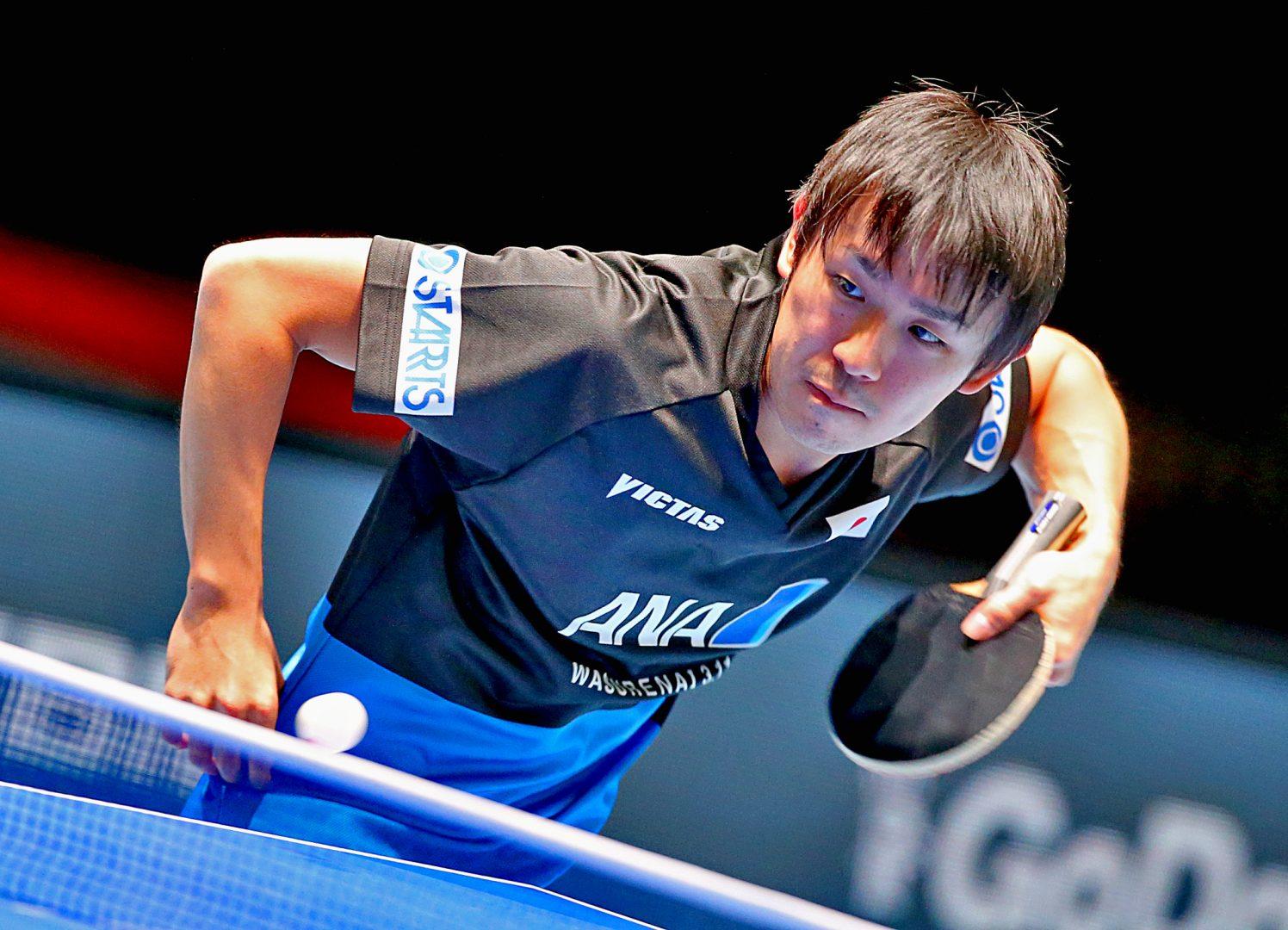 【卓球】最強の称号はどちらの手に アジアvsヨーロッパオールスターに丹羽孝希が登場