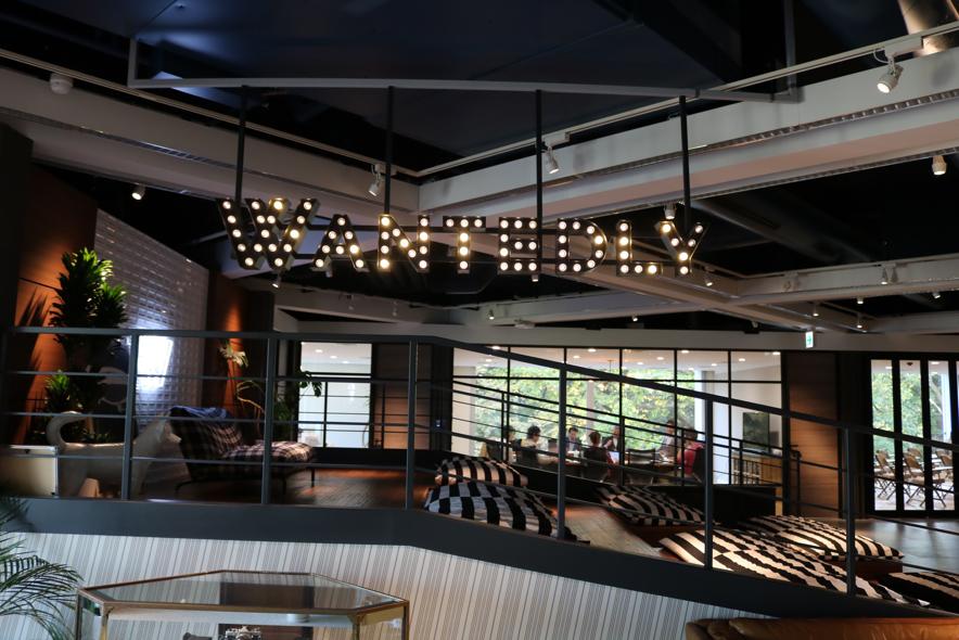 【オフィスピンポン:Wantedly】成長企業 Wantedlyにあるオシャレな卓球台とは?