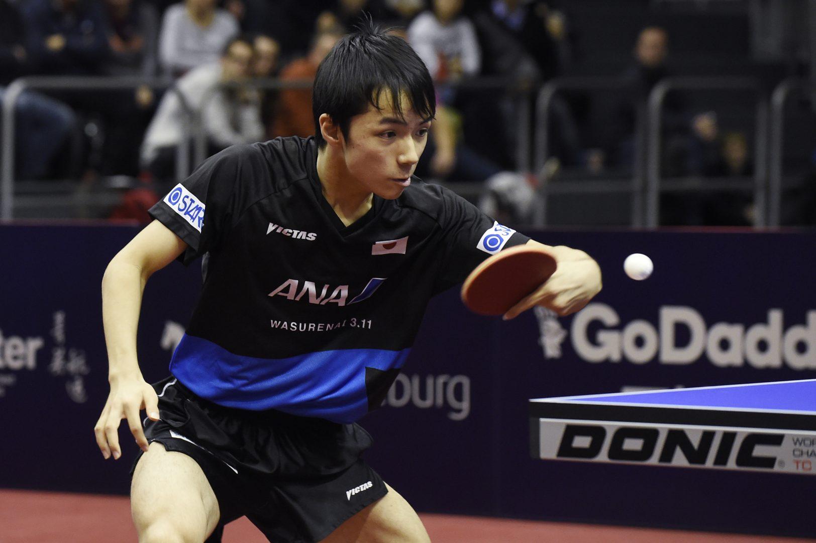 日本勢は上位入賞ならず。ペンホルダーの薛飛(中国)が優勝【世界ジュニア卓球選手権:男子シングルスの結果】