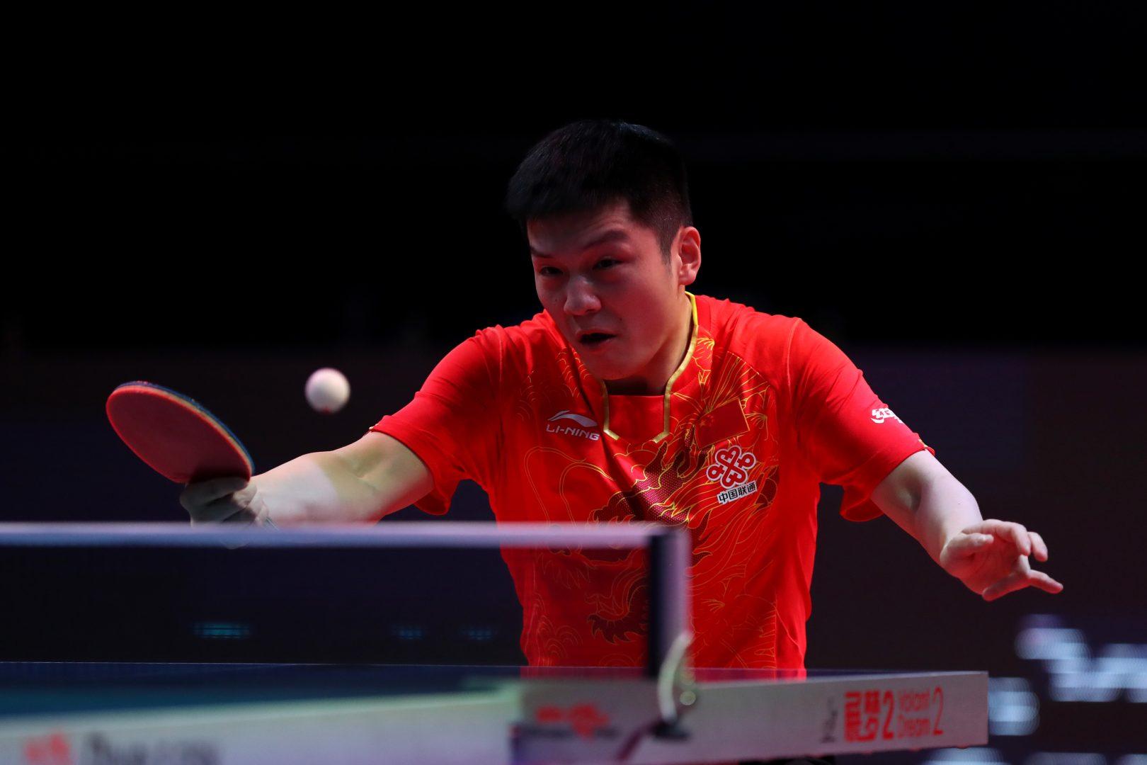 樊振東がオフチャロフを圧倒し初優勝【ITTFワールドツアーグランドファイナル】(男子シングルスの結果)
