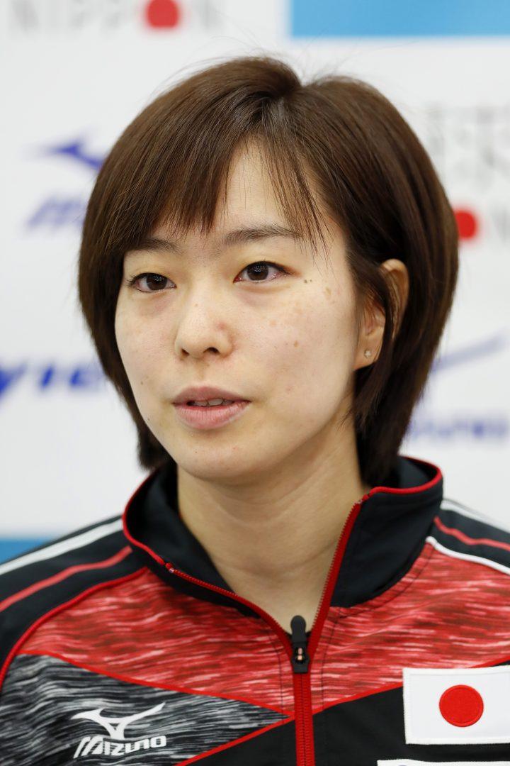 石川佳純が日本選手トップをキープ|卓球女子世界ランキング(2018年2月最新発表)