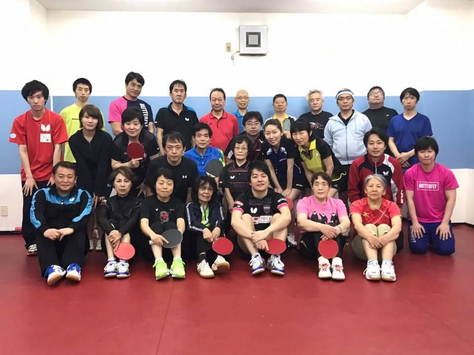 世界卓球メダリストに学べ! 岸川聖也卓球スクールに行ってみた