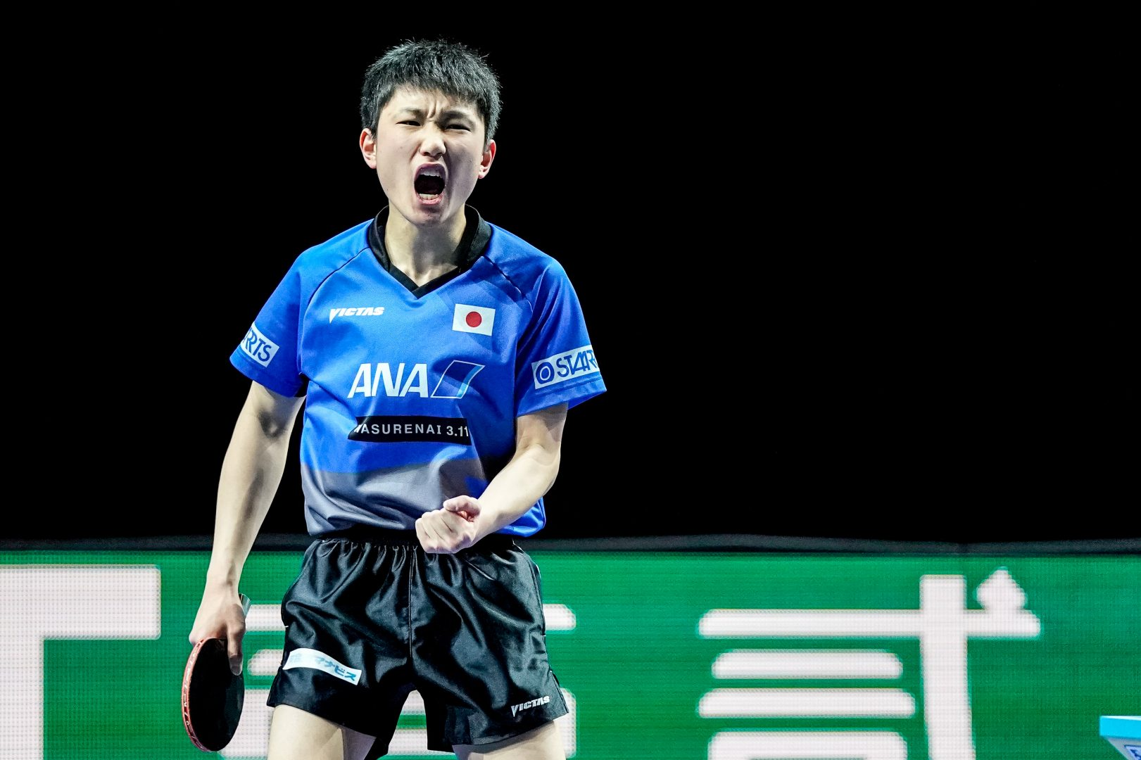 張本智和が遂に団体デビュー 水谷抜きで初の銀メダル獲得【日本男子・ITTFチームワールドカップ2018】(大会レポート)