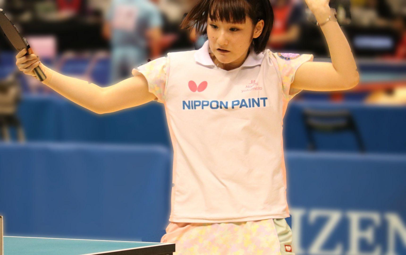 【Tリーグ】日本ペイントのチーム愛称が「日本ペイントマレッツ」に決定!