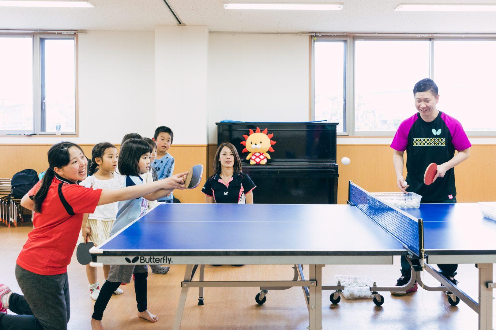 「ピンポノミクス」は本物か?大手も参入する卓球マーケットの勝算