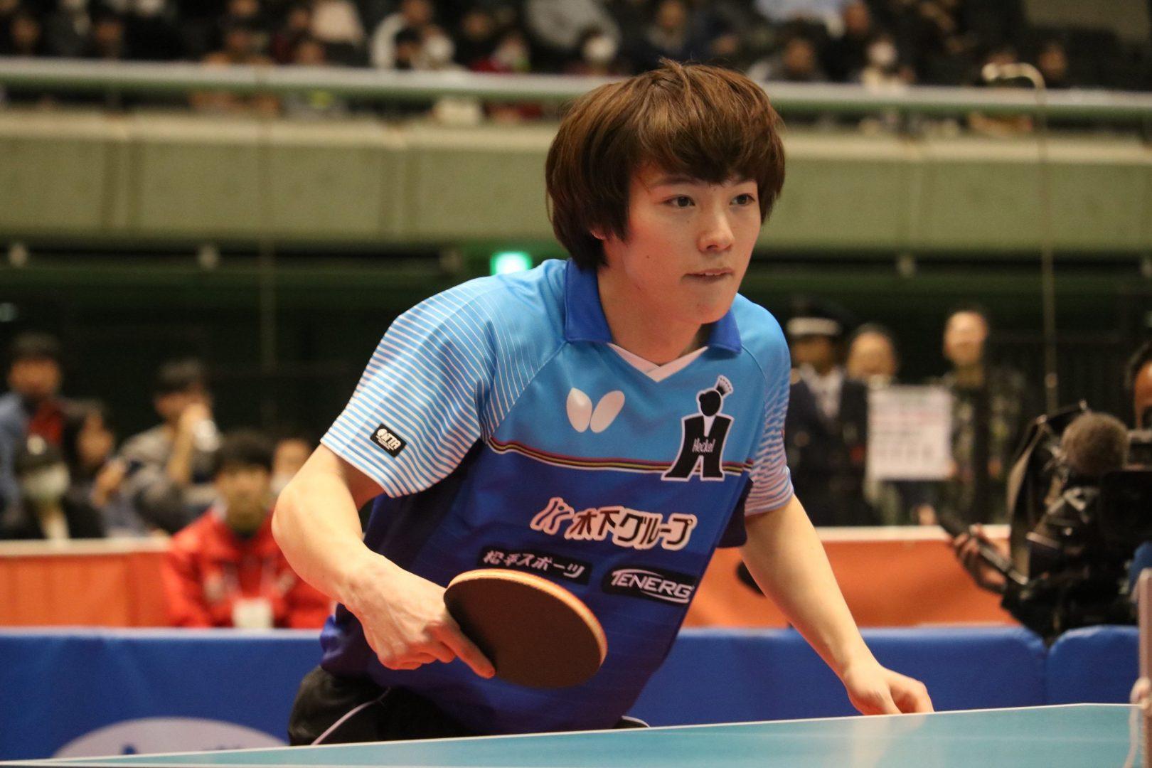 【特集:東京2020期待の星】世界卓球での結果がカギに?松平健太