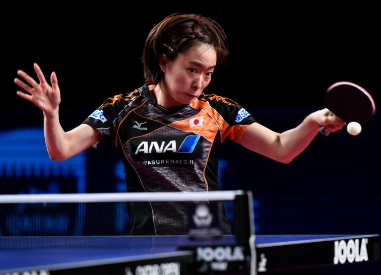 石川佳純が中国連破で4強入り 優勝なるか【ドイツオープン・5日目の結果】