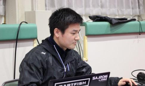 写真:池袋晴彦コーチ/撮影:ラリーズ編集部
