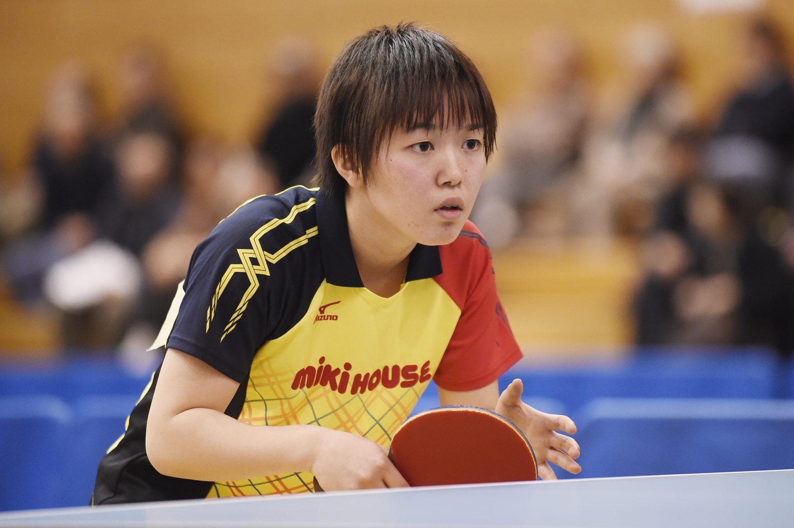 【東京2020期待の星】国際大会2連勝の20歳芝田沙季、五輪代表争いに食い込めるか