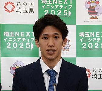 吉村真晴が卓球・Tリーグ埼玉からの参戦を発表