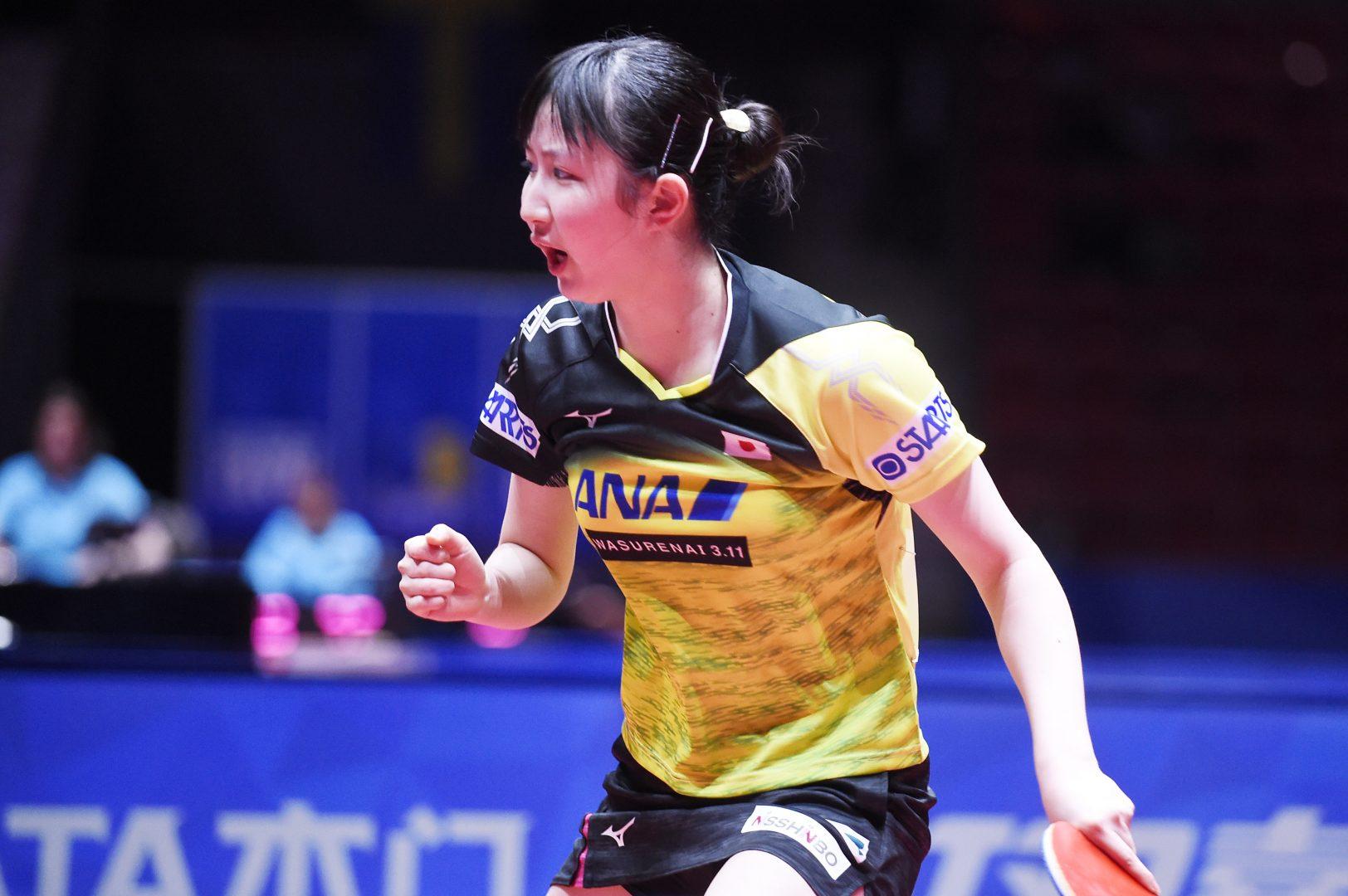 【卓球女子】早田・木原らが争う最後の1枠 世界卓球選考会の出場選手を一挙紹介