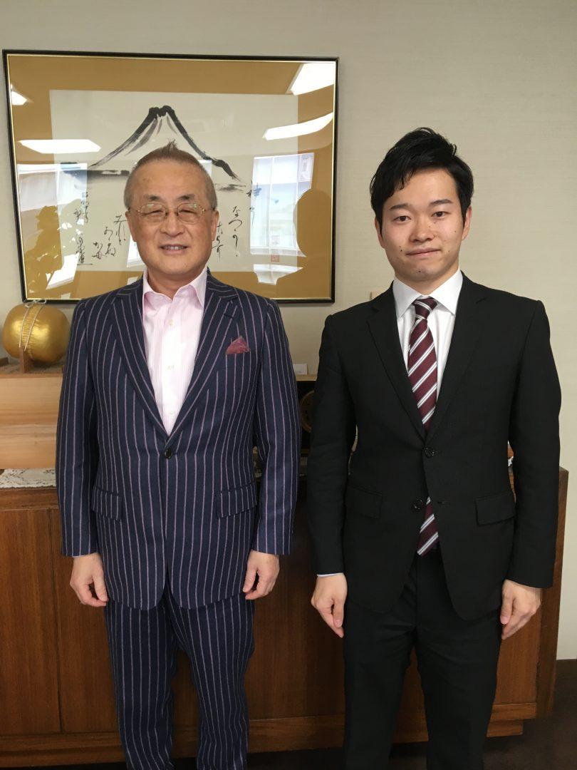 パラ卓球・岩渕幸洋がカインドウェアとスポンサー契約を締結