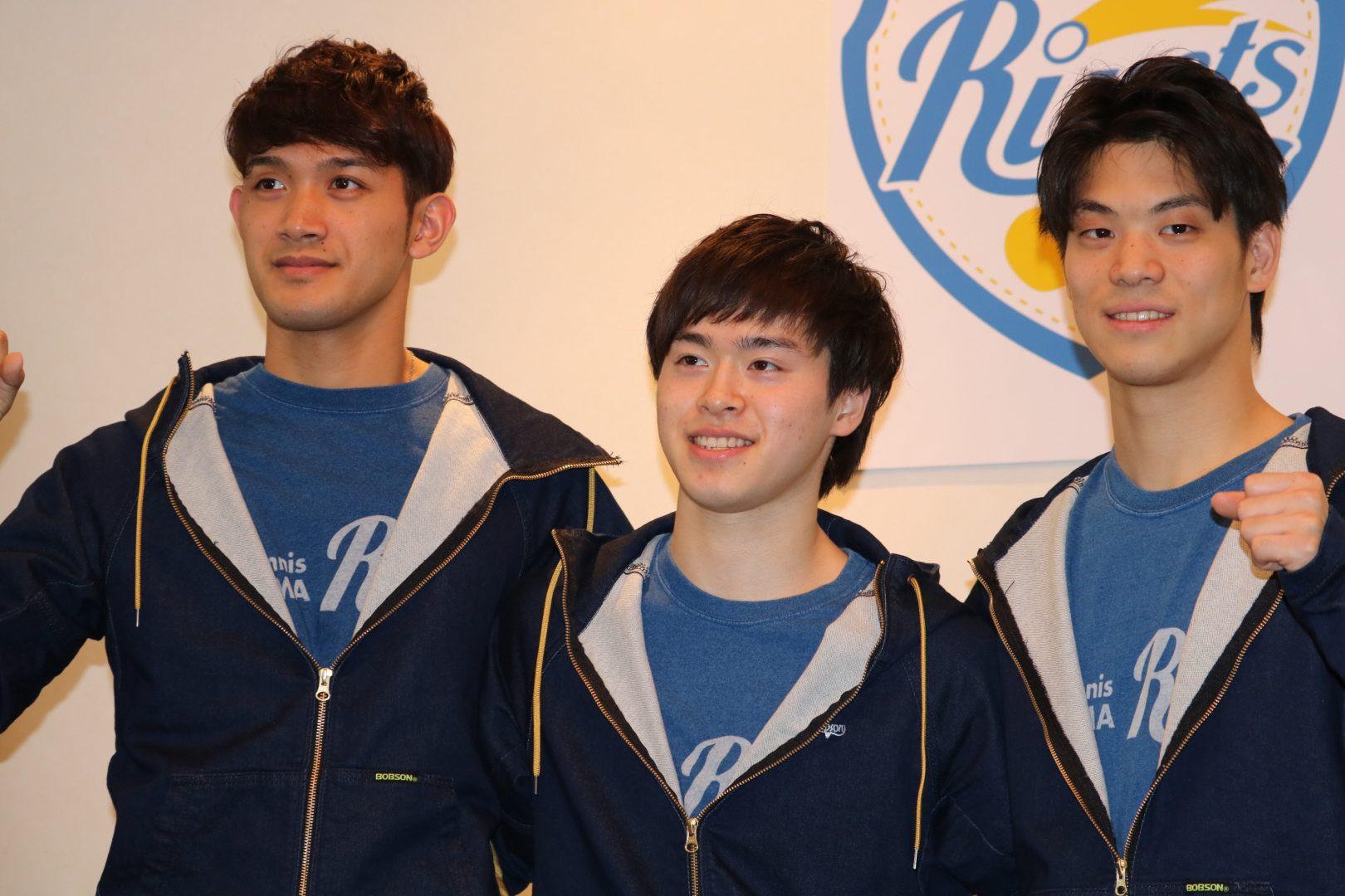 【卓球・Tリーグ】森薗、吉田、吉村…「岡山リベッツ」の全容が明らかに