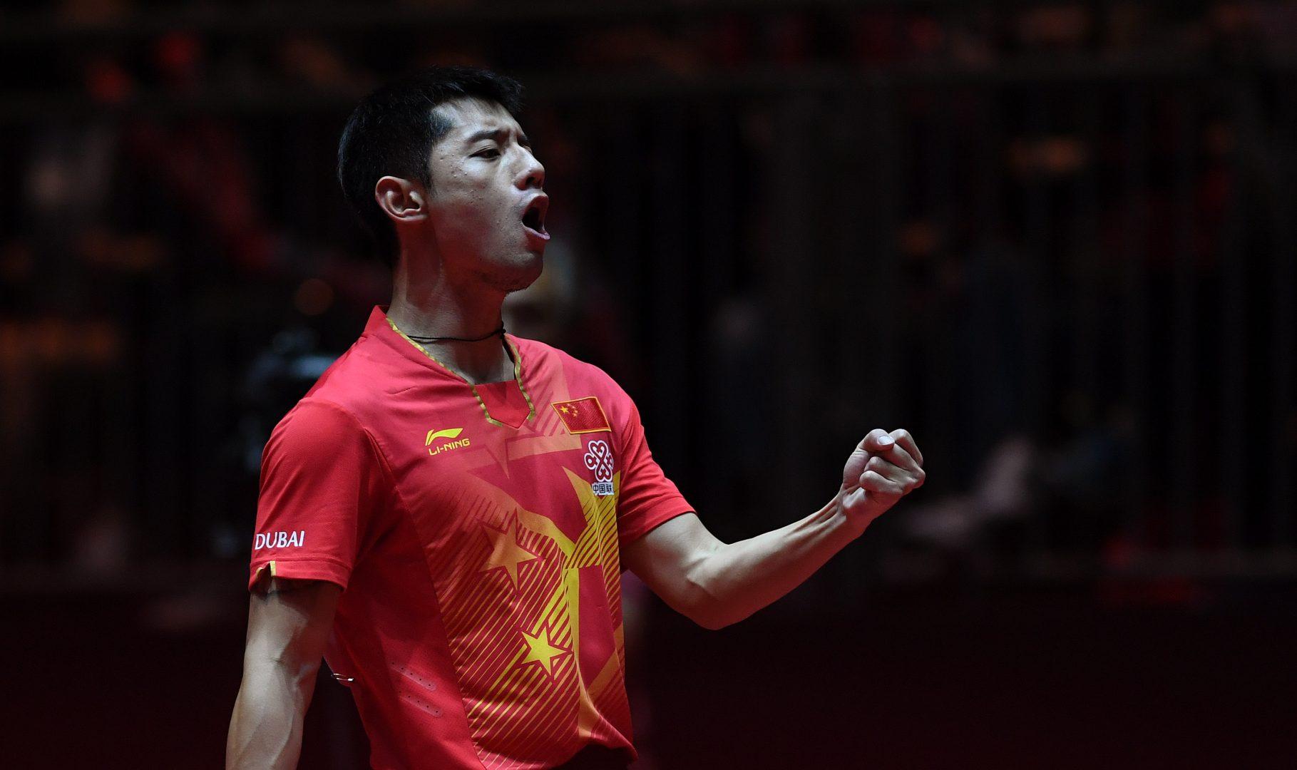 元世界王者の張継科が登場 中国のダークホースに勝利【ITTFワールドツアー・香港オープン男子結果】