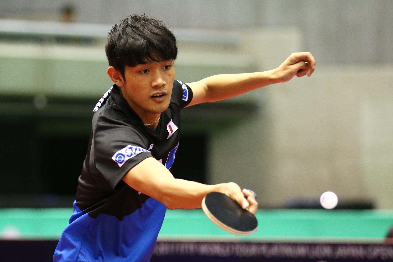 吉村和弘が決勝進出【ITTFワールドツアー・香港オープン男子5日目の結果】