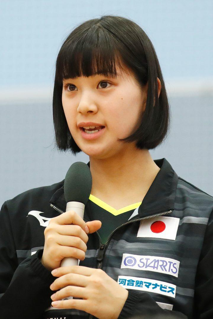 長崎美柚が予選で韓国のエースをストレートで撃破【ITTFワールドツアー・香港オープン女子結果】