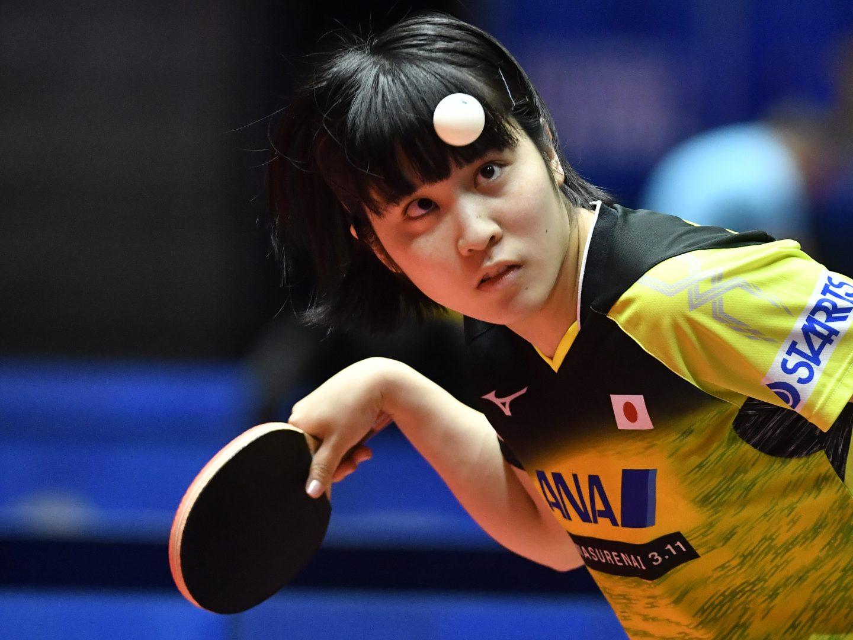 日本女子 予選全試合ストレート勝利で決勝T進出【世界卓球2018】