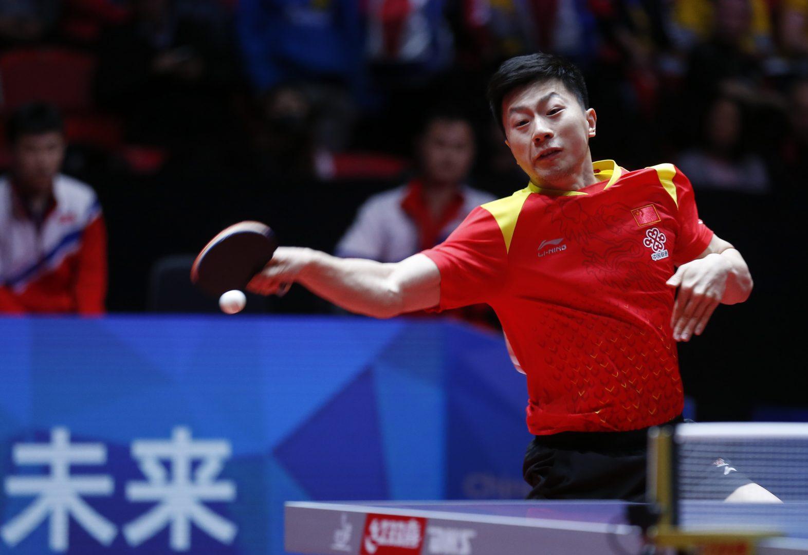 男子団体は中国、韓国、ドイツ、スウェーデンがメダル確定【世界卓球2018】