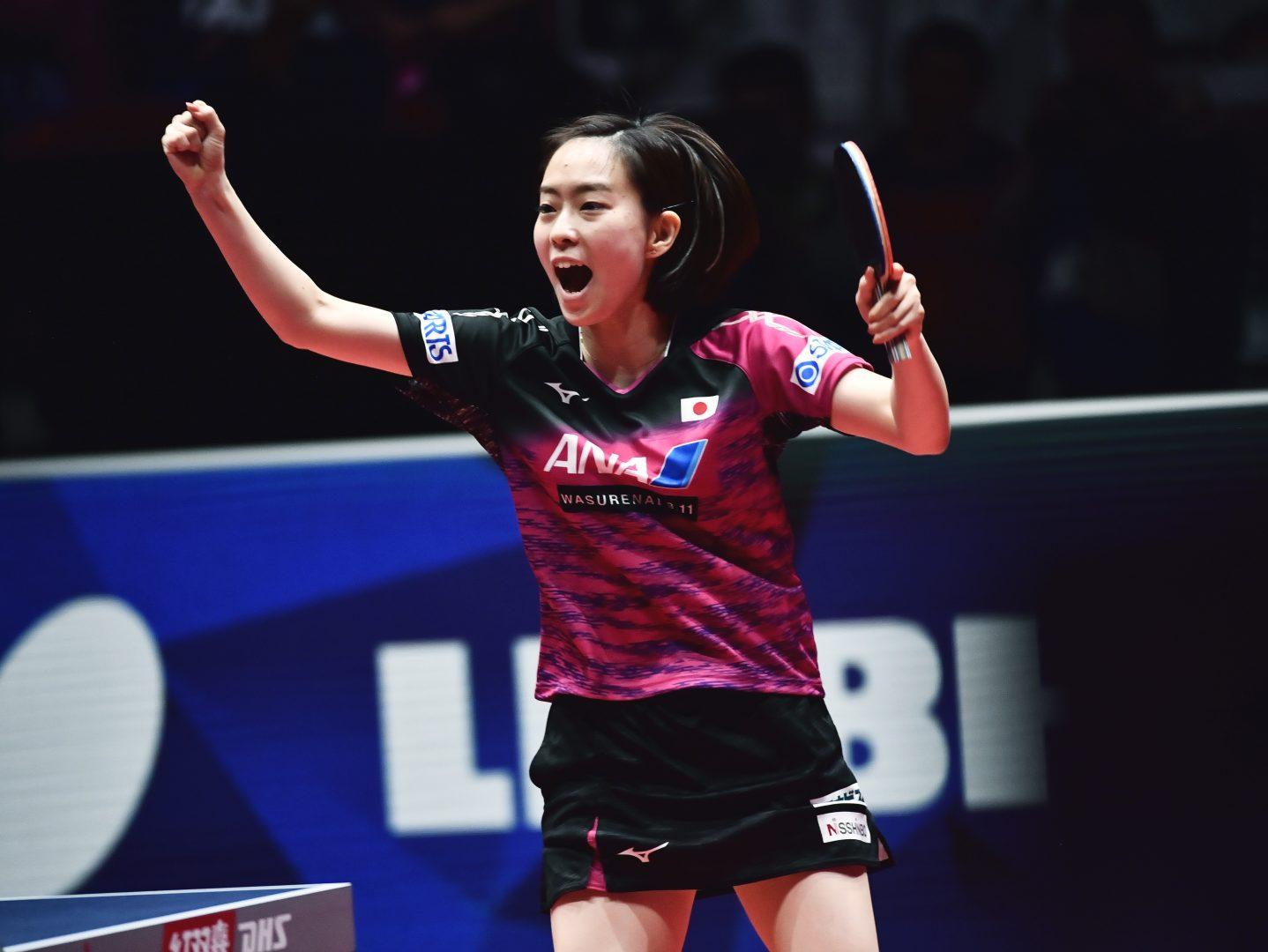 世界卓球8勝の伊藤美誠が自己最高5位 卓球女子世界ランキング(5月最新発表)