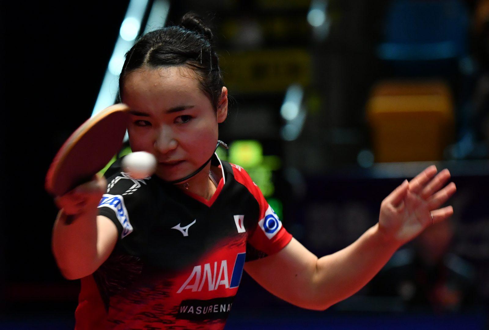 伊藤美誠が中国の同年代ライバルと激突 惜しくも敗れる【ITTFワールドツアー・香港オープン女子5日目の結果】