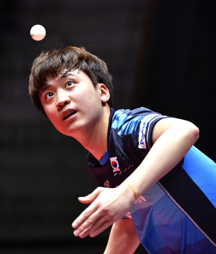 【卓球】T.T彩たま・チョンヨンシク、日本語で「きしかわせいや」と書こうとするもまさかの結末