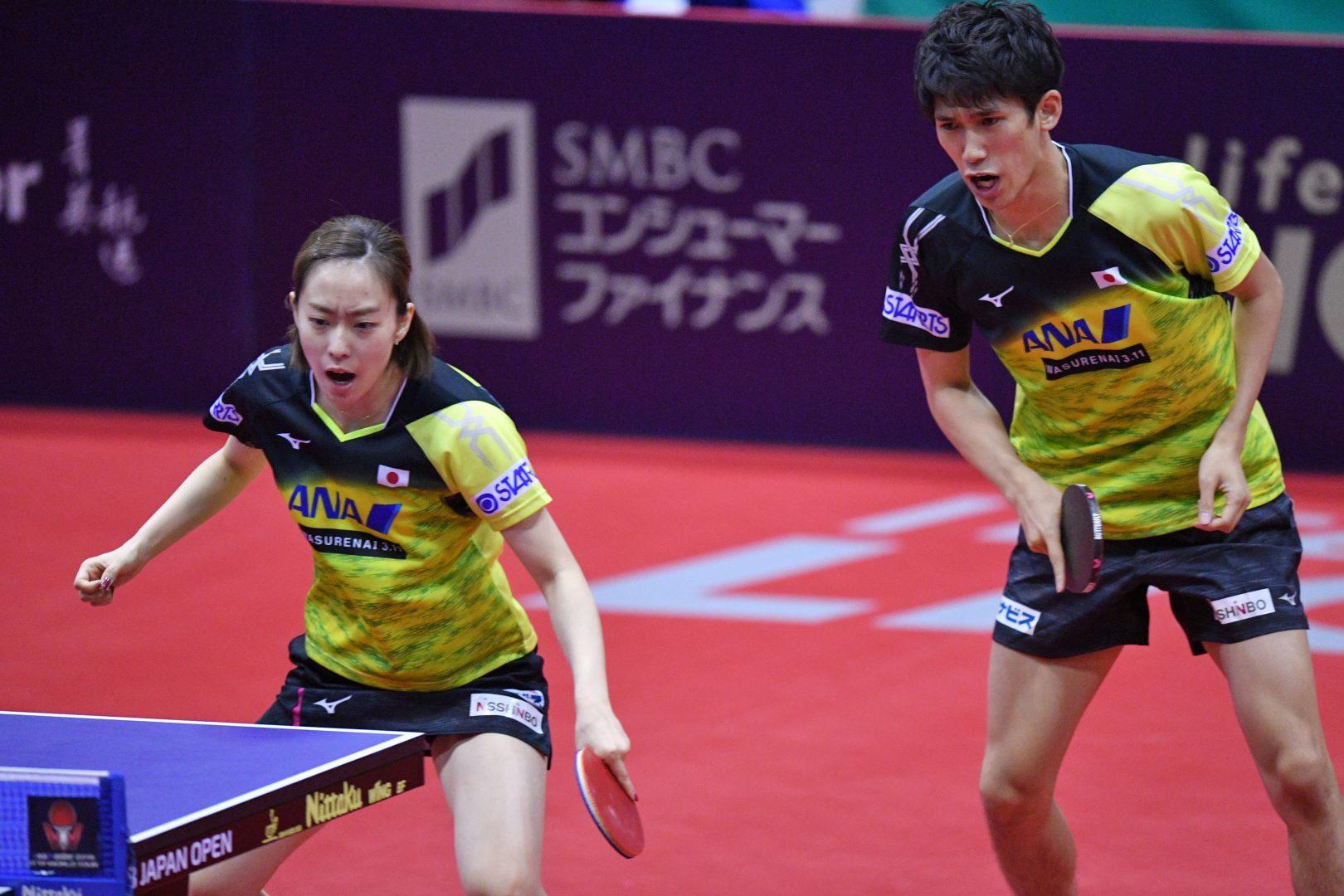 【卓球】吉村真晴、2019世界卓球選手権ブダペスト大会・混合ダブルス出場へ