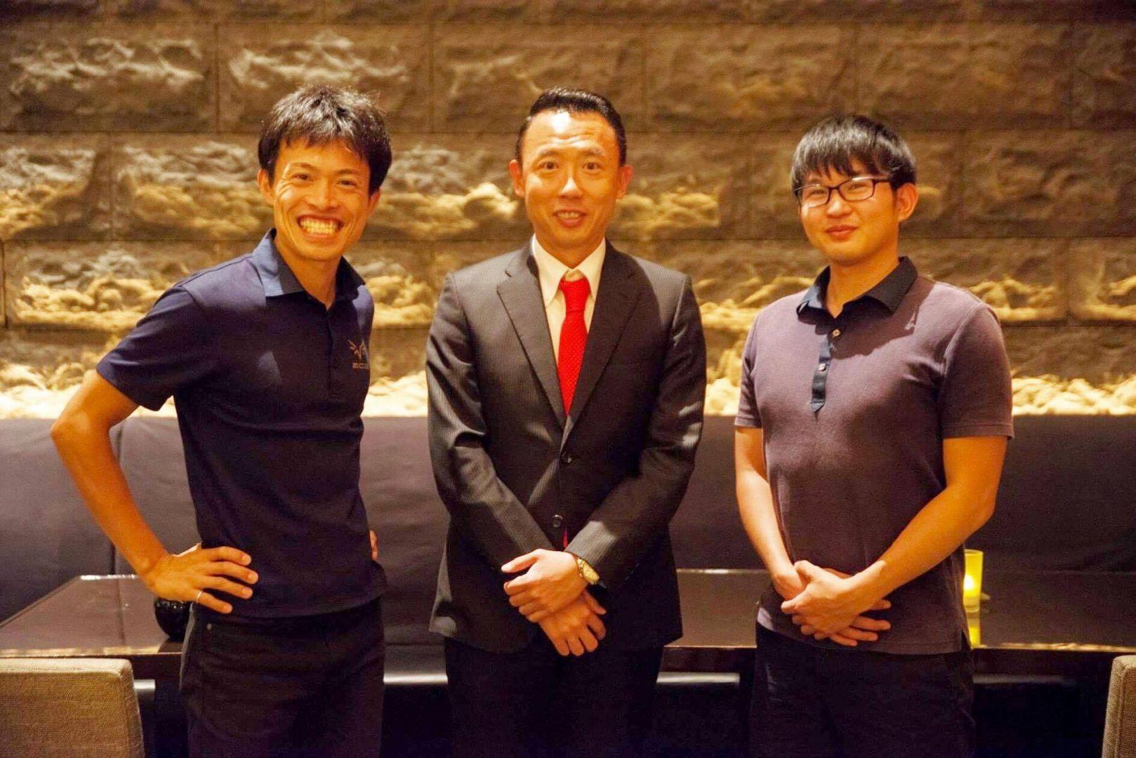 【卓球・Tリーグ】琉球アスティーダがトライアスロンチームを発足
