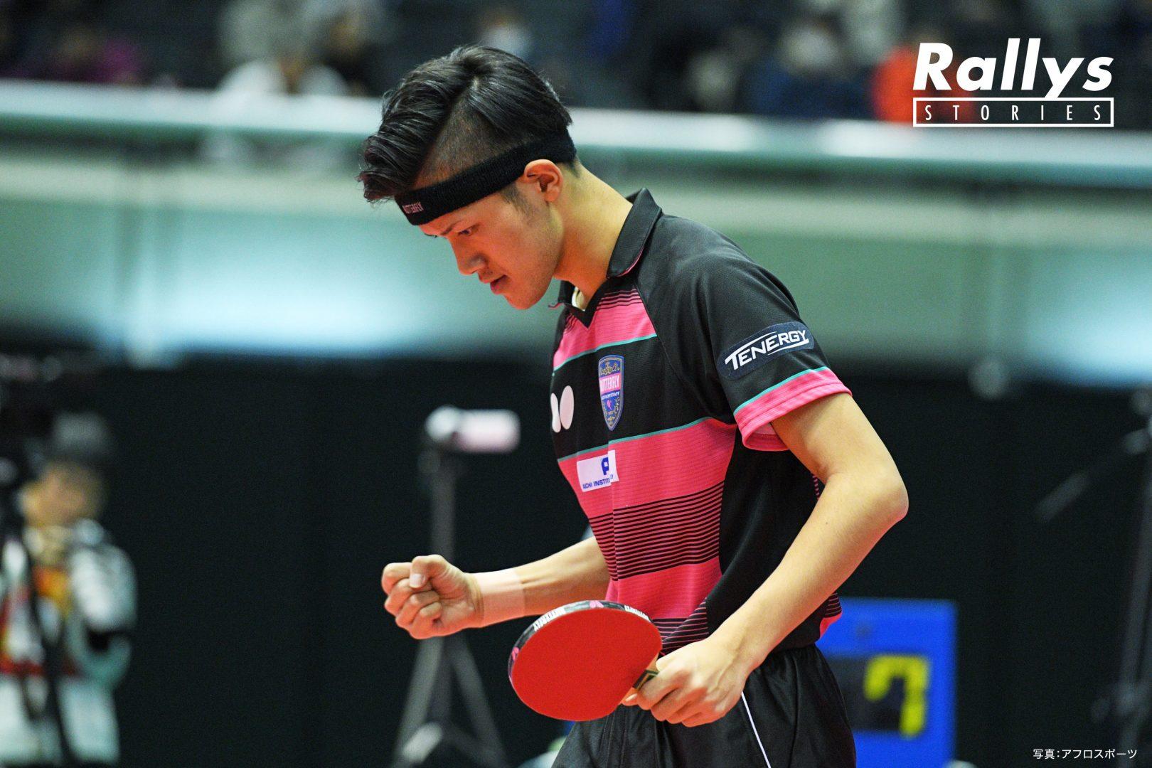 【卓球Photo Story】どこでも1番を目指す。〈真晴の弟〉を超える吉村和弘の流儀