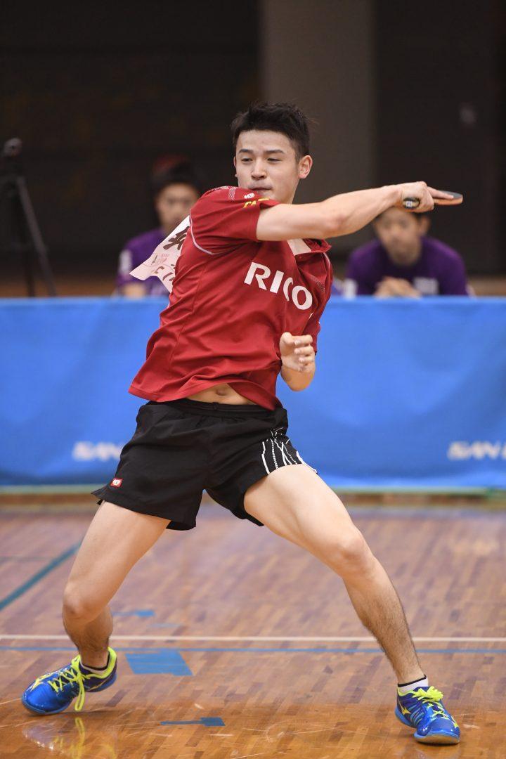 【卓球】有延大夢がT.T彩たま加入のトップ選手アポロニアに勝利<ITTFオーストラリアOP 男子1日目の結果>