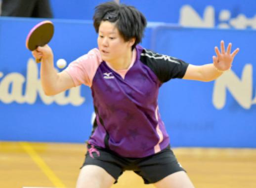 【パラ卓球】卓球女子は石川・伊藤・平野だけじゃない メダルが期待される見遠さゆりとは?