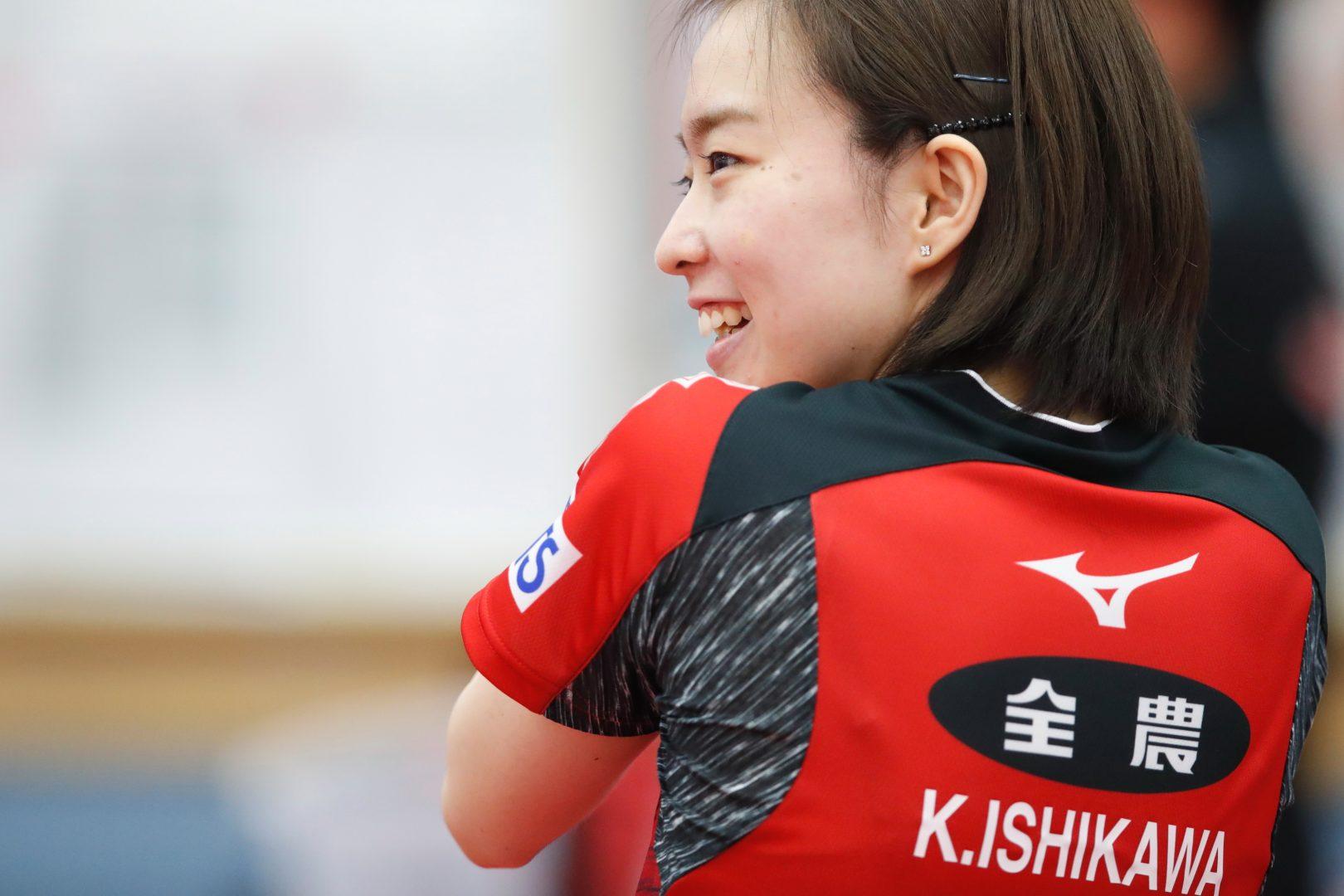 「石川佳純カレー」の先行販売が決定 卓球・全農杯全日本ホカバ会場で