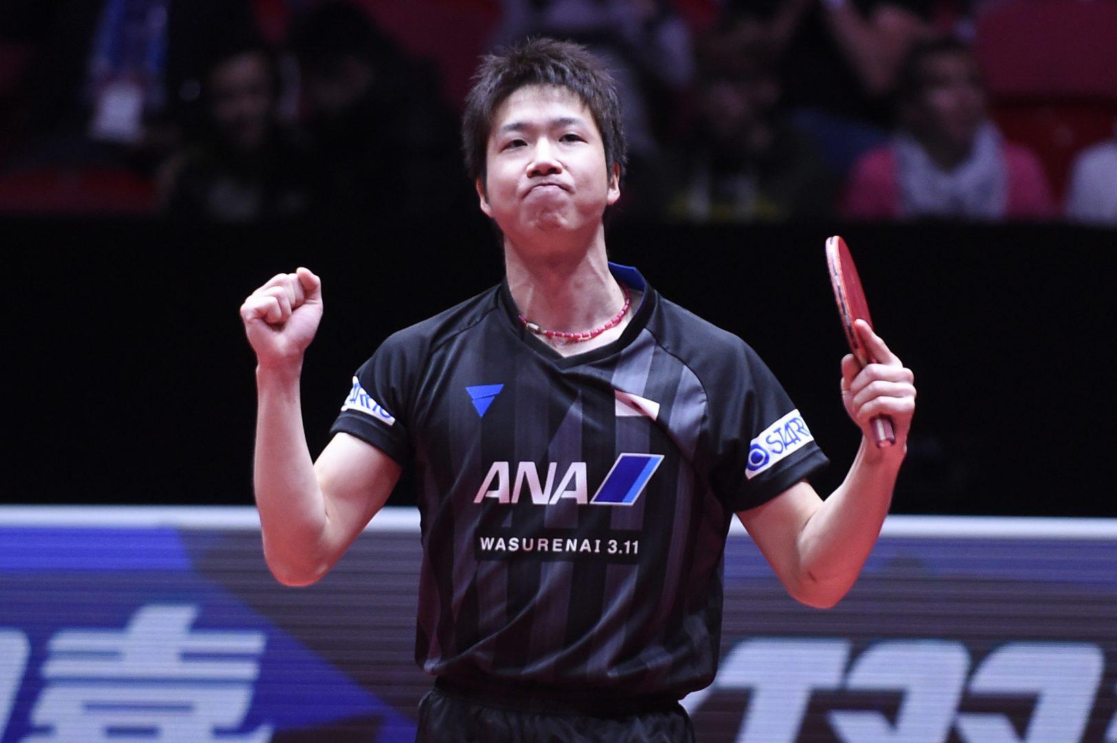 【卓球】水谷隼が世界ランク4位のライバルに快勝<ITTF韓国OP 4日目>